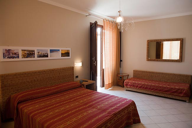 Cheap hotel Favignana