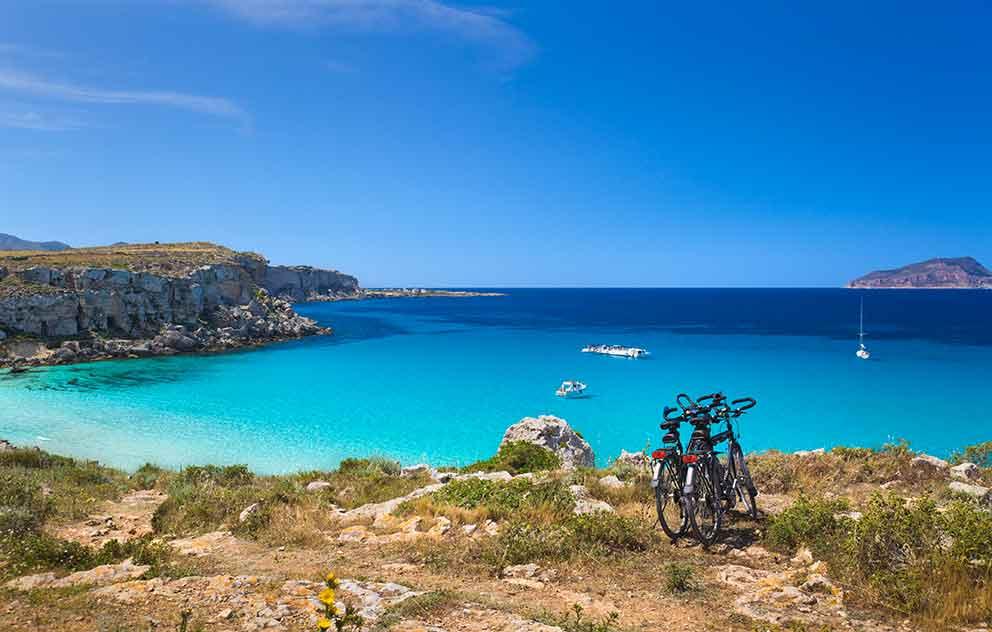 Favignana, Egadi islands your holiday in western sicily